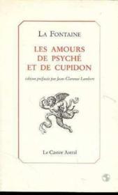 Amours De Psyche Et De Cupidon (Les ) - Couverture - Format classique