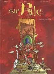 Sir Pyle t.1 ; mythecin généraliste - Couverture - Format classique