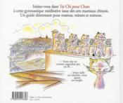 Tai chi pour chats - 4ème de couverture - Format classique