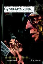Cyberarts 2004 /Anglais/Allemand - Couverture - Format classique