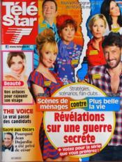 Tele Star N°1849 du 05/03/2012 - Couverture - Format classique