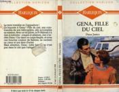Gena Fille Du Ciel - Dark Moon Rising - Couverture - Format classique