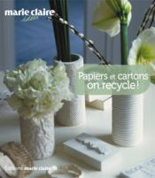 Vente  Papiers et cartons, on recycle !  - Collectif