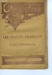 Les Poetes Francais Contemporains N°141 - Couverture - Format classique