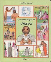Premières images de Jésus - Couverture - Format classique