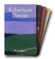 Coffret robertson davies : l'objet du scandale ; le manticore ; le monde des merveilles - Couverture - Format classique