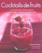 Cocktails de fruits - Intérieur - Format classique