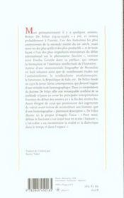 Les interprétations du fascisme - 4ème de couverture - Format classique