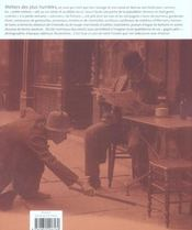 Petits Metiers Des Villes, Des Champs - 4ème de couverture - Format classique
