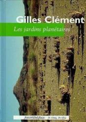 Les jardins planétaires - Couverture - Format classique