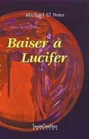 Baiser A Lucifer - Couverture - Format classique