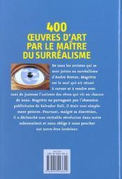 Magritte - Les Essentiels De L'Art - 4ème de couverture - Format classique