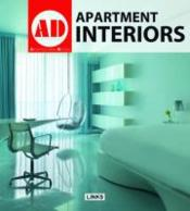 Vente livre :  Apartment interiors  - Broto Carles