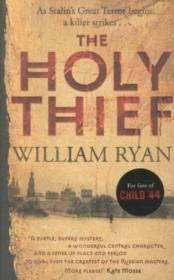 Vente livre :  THE HOLY THIEF  - William Ryan