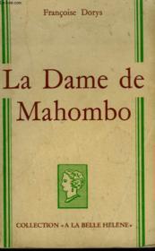 La Dame De Mahombo. Collection : A La Belle Helene. - Couverture - Format classique