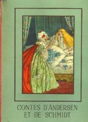 Contes Choisis D'Andersen Et De Schmidt - Couverture - Format classique