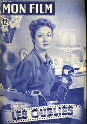 Mon Film N° 185 - Les Oublies - Couverture - Format classique