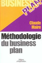 Vente livre :  Methodologie du business plan 2eme edition 2002  - Maire C - Maire C.
