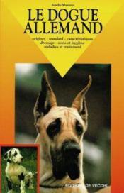 Le Dogue Allemand - Couverture - Format classique