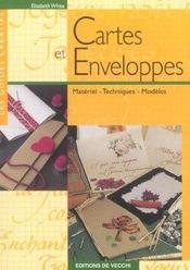 Cartes Et Enveloppes - Intérieur - Format classique