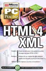 Pc poche html4 - xml - Intérieur - Format classique