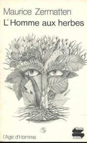 Homme Aux Herbes (L') Ps27 - Couverture - Format classique