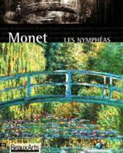 Monet - Les Nympheas - Couverture - Format classique