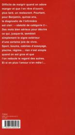 La Vie, En Gros (Ne) - 4ème de couverture - Format classique