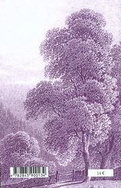 Cantiques Spirituels (Les) - 4ème de couverture - Format classique