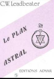 Le plan astral - Couverture - Format classique