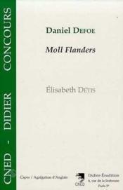 Daniel Defoe/Moll Flanders - Couverture - Format classique