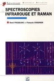 Spectroscopies infrarouge et raman - Intérieur - Format classique