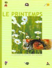 Printemps - Intérieur - Format classique