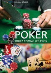Poker - Intérieur - Format classique