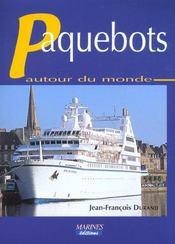 Paquebots Autour Du Monde Edition 2001 - Intérieur - Format classique