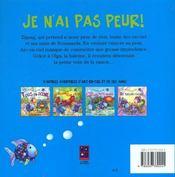 Arc-en-ciel et ses amis ; le poisson moqueur - 4ème de couverture - Format classique