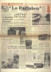 Parisien Libere (Le) N°1130 du 04/05/1948 - Couverture - Format classique