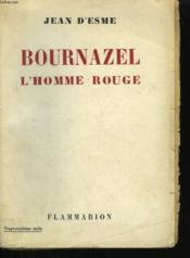 Bournazel. L'Homme Rouge. - Couverture - Format classique