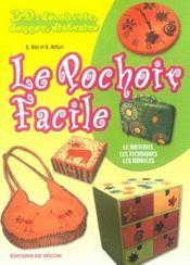 3d Pochoir Facile (Le) - Intérieur - Format classique