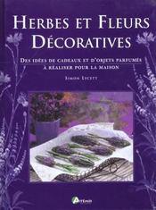 Herbes Et Fleurs Decoratives - Intérieur - Format classique