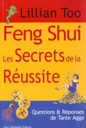 Feng Shui Les Secrets De La Reussite - Couverture - Format classique