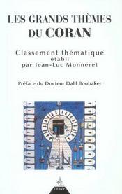 Coran, Les Grands Themes - Intérieur - Format classique