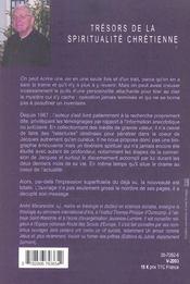 Jacques fesch, du non-sens a la tendresse - 4ème de couverture - Format classique