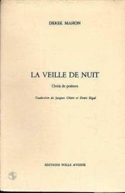 Veille De Nuit (La) - Couverture - Format classique