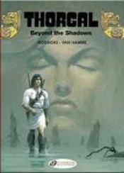 Thorgal T.3 ; Beyond The Shadow - Couverture - Format classique