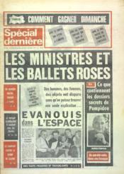 Special Derniere N°352 du 28/11/1975 - Couverture - Format classique