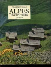Alpes Enchantees - Couverture - Format classique