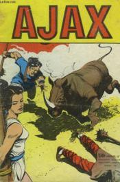 Ajax, Mensuel N°8. - Couverture - Format classique
