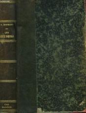 Les Deux Soeurs. Le Coeur Et Le Metier. - Couverture - Format classique