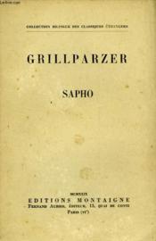 Sapho - Couverture - Format classique